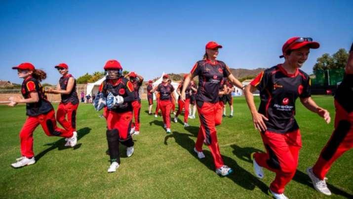 Women's international cricket has resumed with Austria