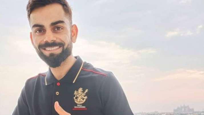 Virat Kohli reaches UAE