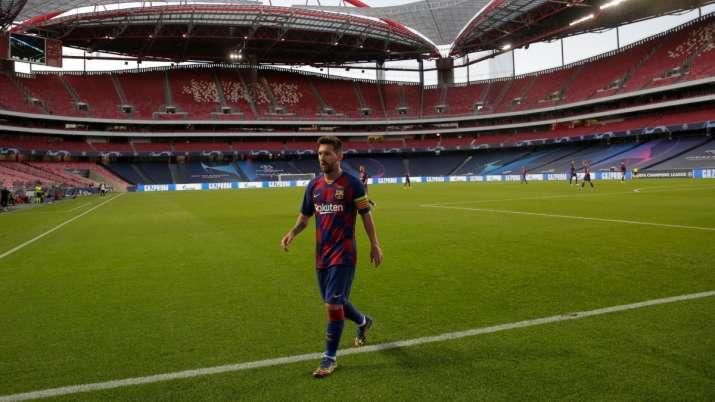 Lionel Messi is untouchable and non-transferable: Barcelona president Josep Bartomeu