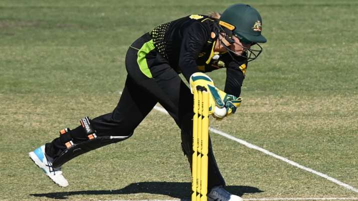Healy now has 92 dismissals to her name in 99 T20I innings,