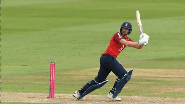 Malan took the ICC T20I batting top spot during England's