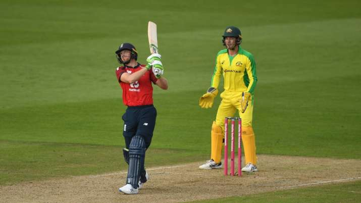 JosButtler hit an undefeated 77 off 54 balls in the