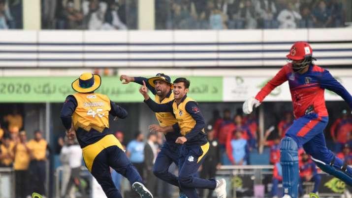 kabul eagles afghanistan cricket