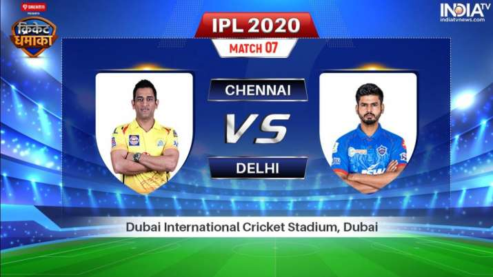 Live Match Streaming, CSK vs DC Live Streaming, CSK vs DC Live Match Streaming