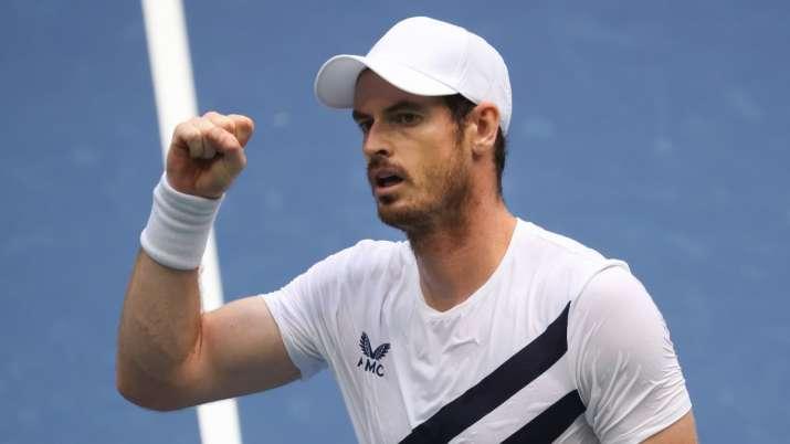 Five-time Australian Open finalist Andy Murray