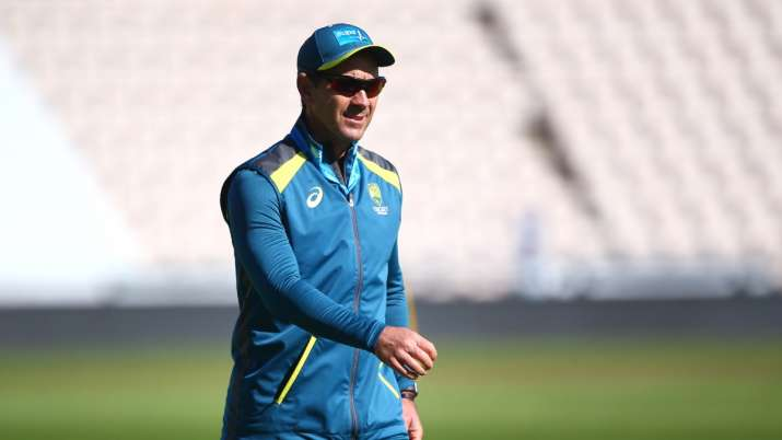 Australia cricket coach Justin Langer