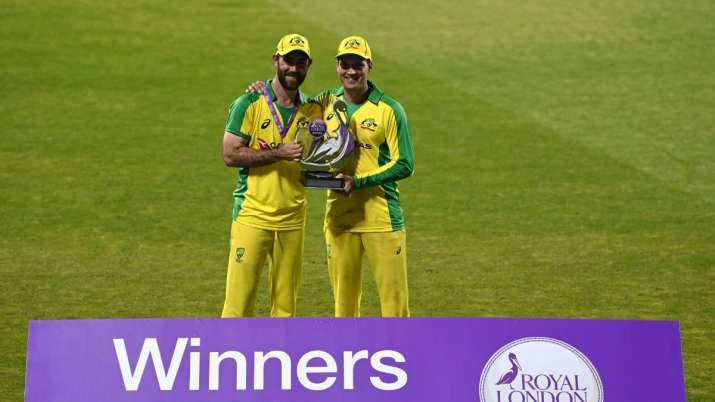 Australia grab 20 Super League points post ODI series-win over England
