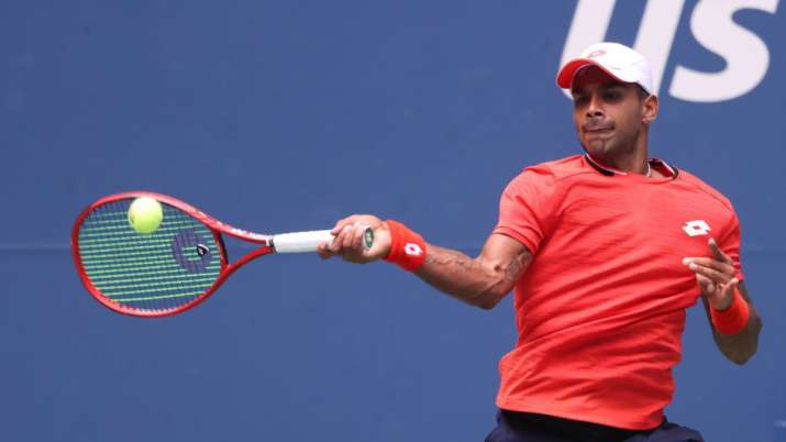 sumit nagal french open