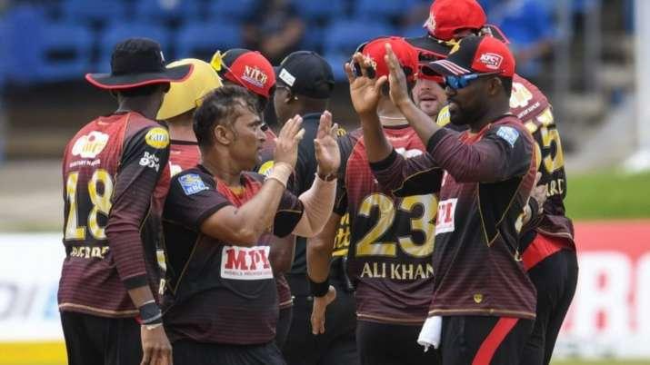 tkr, st lucia zouks, guyana amazon warriors, cpl 2020, caribbean premier league 2020