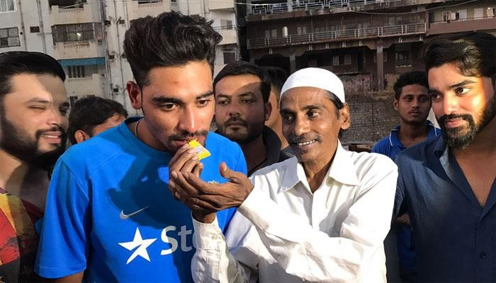 Mohammed Siraj willnot be able to return to India for his