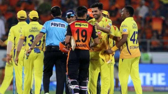 Chennai Super Kings vs Sunrisers Hyderabad Fantasy Tips