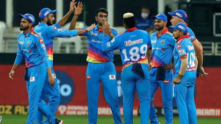 Delhi Capitals climb to the top of the points table