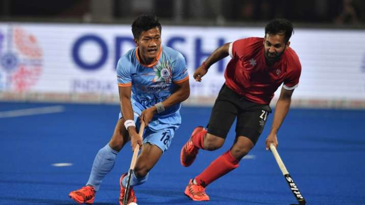 The Indian team came out with good performances against top