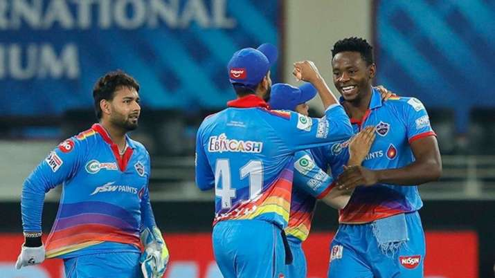 Kagiso Rabad picked four wickets against RCB on Monday in