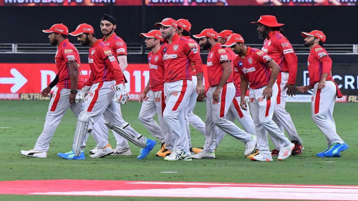 KXIP players