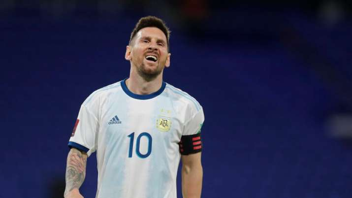 argentina, paraguay, lionel messi, south america wc qualifiers