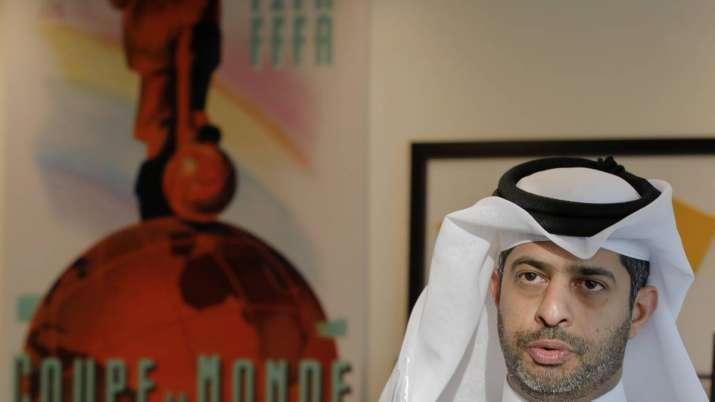 Nasser al-Khater, deputy-secretary general of the World Cup