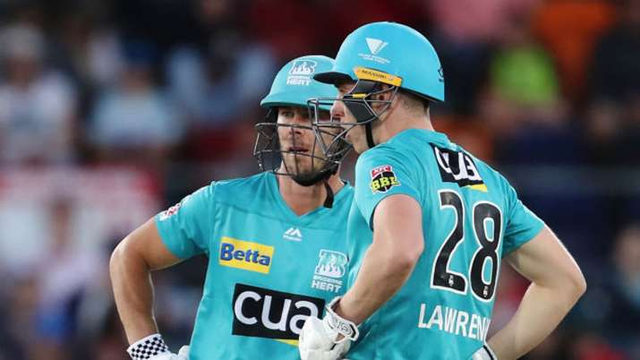 chris lynn, dan lawrence, coronavirus, big bash league, bbl 2020