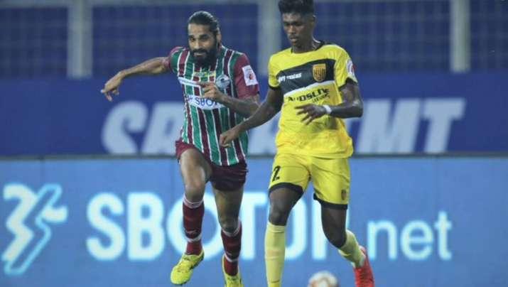 Hyderabad FC hold ATK Mohun Bagan 1-1