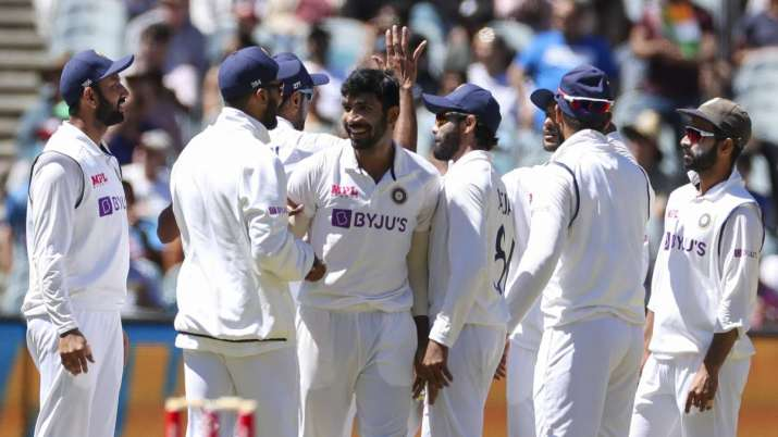 India defeated Australia by eight wickets at the MCG in the