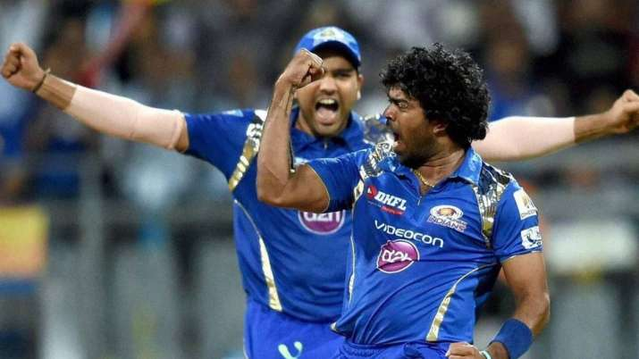 Rohit Sharma and Lasith Malinga