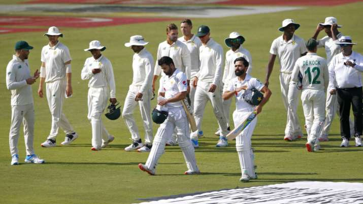 This is only Pakistan's fifth win over South Africa in 27