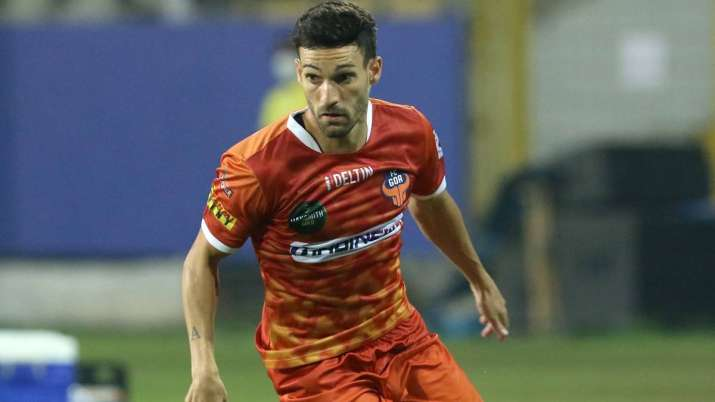 FC Goa also sorely missed their first-choice central