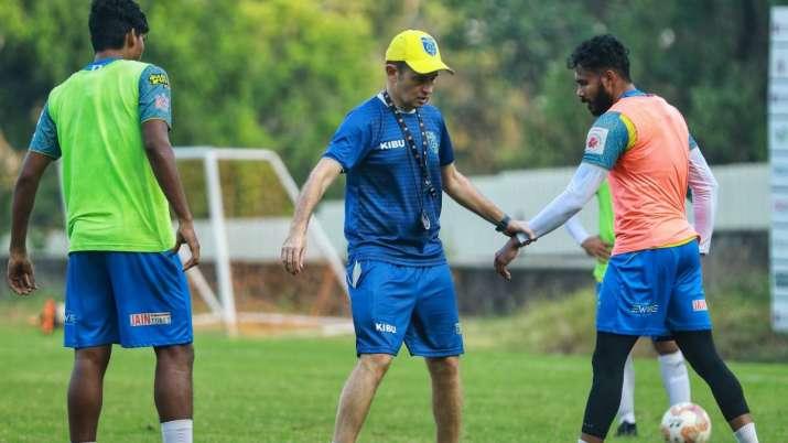 With their victory against Bengaluru FC, Kibu Vicuna's team