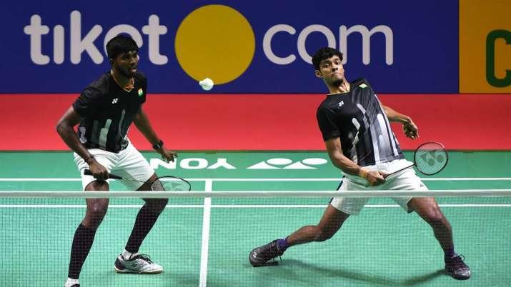satwiksairaj rankireddy, chirag shetty, thailand open, bwf, badminton