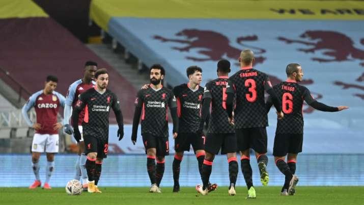 liverpool, aston villa, fa cup, liverpool vs aston villa, fa cup 2021