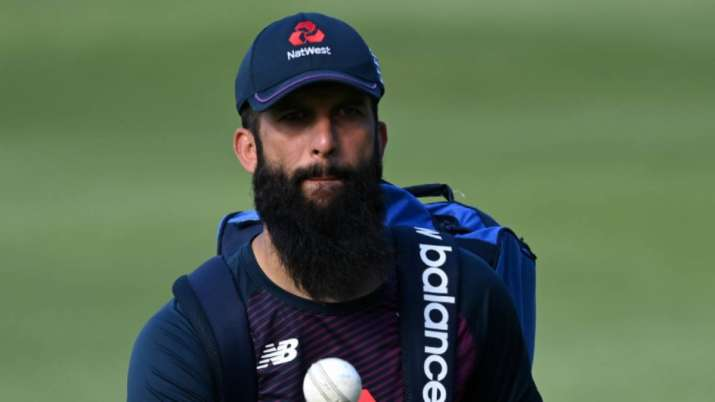 England all-rounder Moeen Ali
