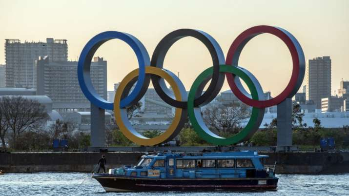 The Olympics are to open on July 23 but face mounting opposition at home as COVID-19 cases surge in