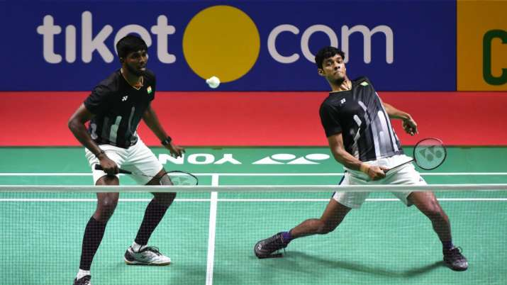 thailand open, satwiksairaj rankireddy, chirag shetty