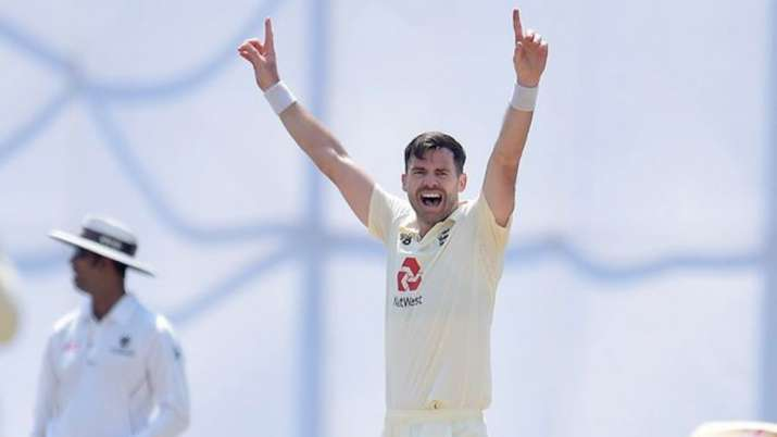 james anderson, anil kumble, james anderson test wicket, james anderson wicket, james anderson engla