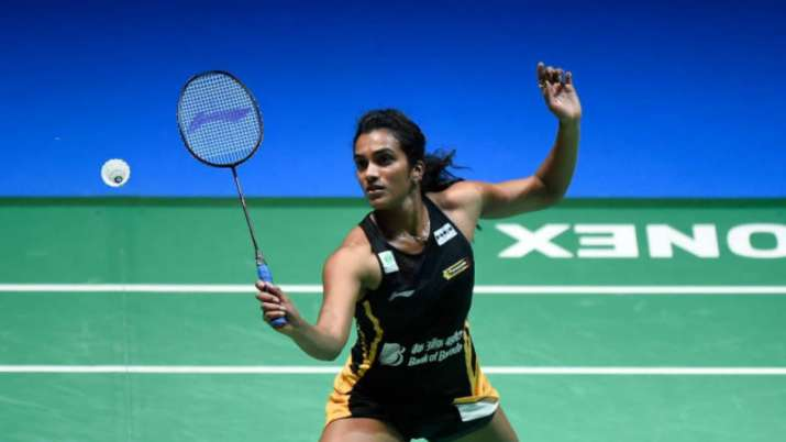World champion Sindhu showed great discipline and focus to