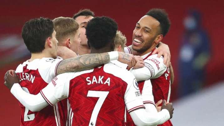 arsenal, premier league, leeds united, premier league 2020-21, arsenal vs leeds united, pierre-emeri