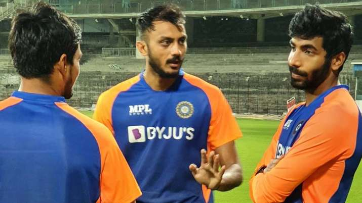 Axar Patel was ruled out of the first Test between India