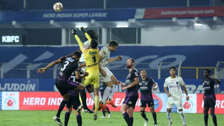 Kerala desperately needed a win to revive their playoff
