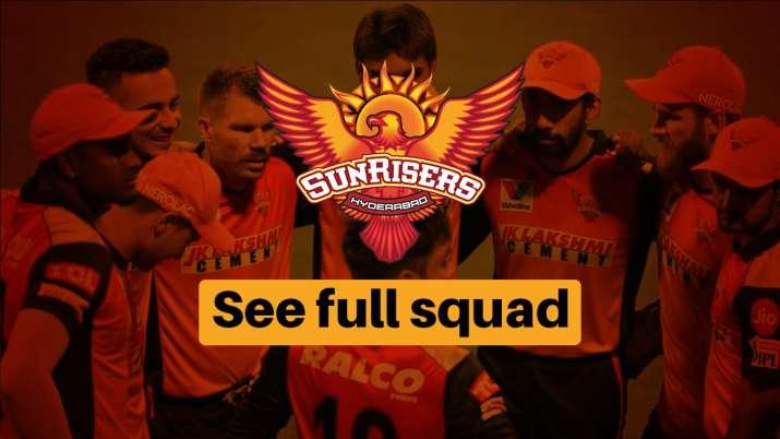 Sunrisers Hyderabad, Sunrisers Hyderabad IPL 2021 Auction, Sunrisers Hyderabad IPL Auction