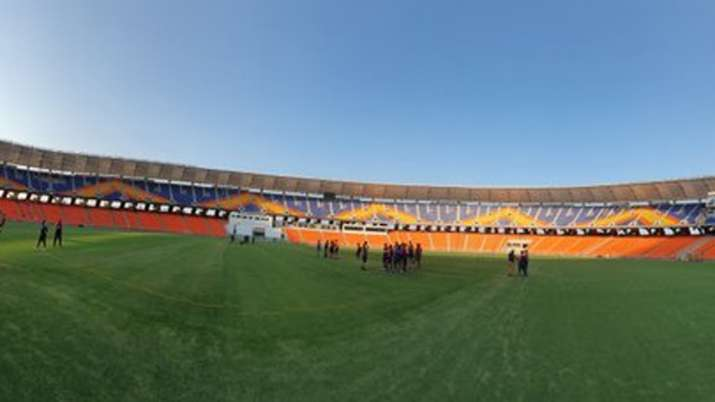 Ahmedabad's Motera Stadium