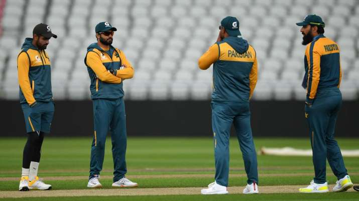 Misbah and bowling coach Waqar Younis were summoned by the