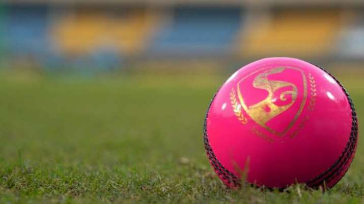 The SG Pink Ball