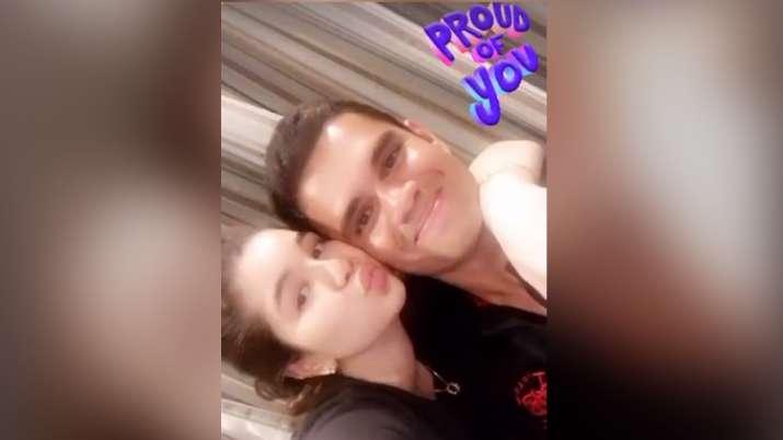 Sara and Arjun Tendulkar
