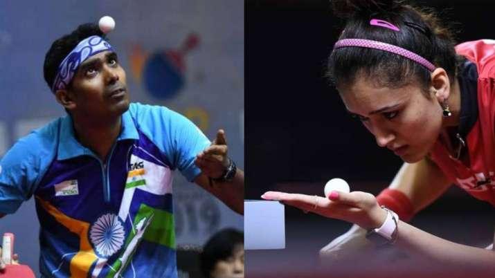 Sharath Kamal, Manika Batra, Tokyo Olympics