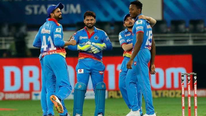 IPL 2021, Delhi Capitals