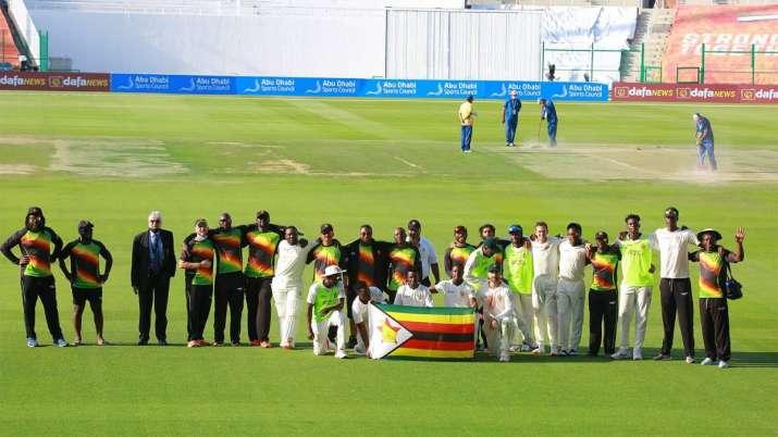 Zimbabwe Test side