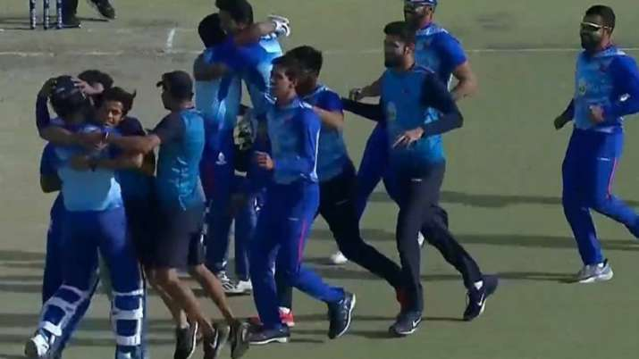 Mumbai after defeating Uttar Pradesh in the final