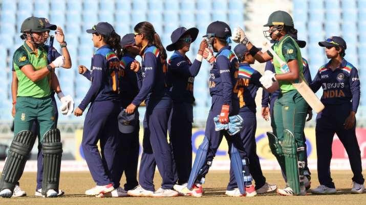 indian women's team, india women vs south africa women,