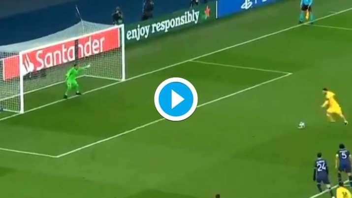 Lionel Messi keylor navas