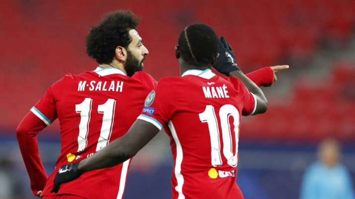 Mohamed Salah and Sadio Mané scored Liverpool's goals to complete a 4-0 win on aggregate.